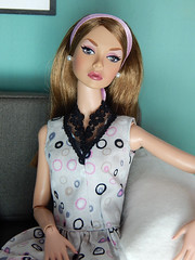 Dahlia (Levitation_inc.) Tags: summer fashion toys doll mood ooak levitation lilac changer poppy makeover royalty parker endless integrity repaint reroot repainted rerooted