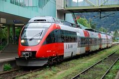 Bregenz 19.09.2011 (The STB) Tags: zug bregenz talent rex bahn bb bombardier br4024 sterreichischebundesbahnen bb4024