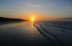 Sundown (chezzah67) Tags: sea spring sundown wind surfer turbines saltburn yourbestoftoday