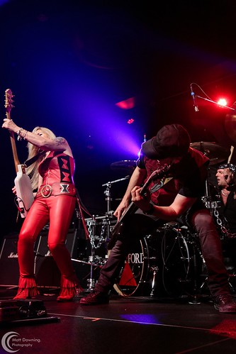 Lita Ford - April 16, 2016 - Hard Rock Hotel & Casino Sioux City