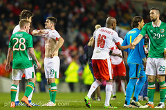 Republic of Ireland 1 - 0 Switzerland (ExtratimePhotos) Tags: ireland dublin men sports switzerland football soccer friendly jonny hayes sporting fai irl lansdowneroad republicofireland internationalfriendly avivastadium