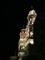 Catedral de Morelia Nocturna ll (Garenez) Tags: morelia colonial catedral ciudad michoacn