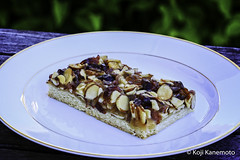 Florentine Bars from Scratch (Mustang Koji) Tags: cooking cookies dessert baking bars florentine