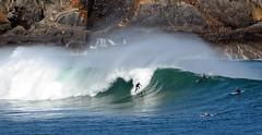 2122GTW (Rafael Gonzlez de Riancho (Lunada) / Rafa Rianch) Tags: sea sports mar surf waves surfing vague olas deportes mundaka onda tubos cantbrico ocamo