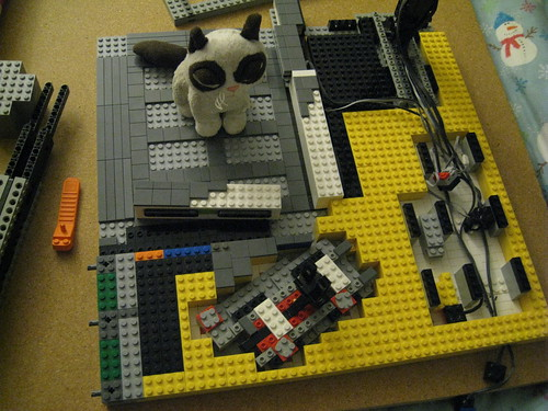 Reworking the Merry-Go-Round Baseplate (9 of 15)