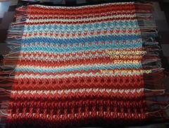 temperature-blanket-35 (judejean) Tags: winter fall ripple crochet blanket temperature throw afgan 2016 2015