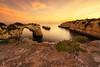 Albandeira (Antonio Carrillo (Ancalop)) Tags: sunset praia portugal atardecer nikon lagoa algarve nikkor arco d810 albandeira antoniocarrillo nikond810 1424mm nikkor1424mmf28 ancalop wwwantoniocarrillocom