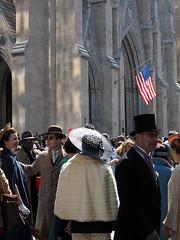 wedP3270619 (kekyrex) Tags: costumes holiday ny newyork hats parade easterparade nycnewyork nyceasterparade
