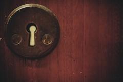 Behind #locked doors (mostaphaghaziri) Tags: door wood macro wooden nikon lock f micro 28 mm 105 minimalism nikkor d7200