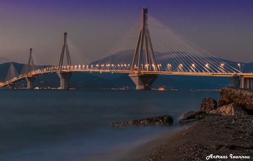 Rio - Antirio Bridge Greece