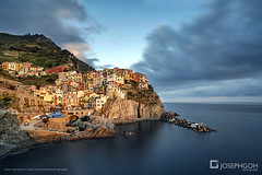 Day shot of Cinque Terre, Italy (josgoh) Tags: travel italy cloud seascape tourism landscape photography italian singapore flickr photographer terre cinqueterre cloudscape gitzo cinque photographytrip travelphotography gitzotripod photographytour italytourism josephgohmenghuat josephgohphotography unusualexpedition