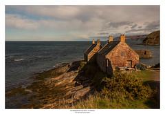 Cove (steve pickford) Tags: light sea port coast scotland fishing rocks harbour cove