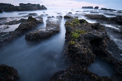~ Different World ~ (Tan Andy (Sorry if I did not reply)) Tags: longexposure bali wave mengeningbeach