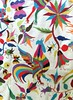 Not Made in China Real Otomi Embroidery (Teyacapan) Tags: mexico gallo embroidery mexican rooster hidalgo bordados otomi tenangos