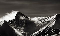 Winter Storm (chris.regg) Tags: winter bw white mountain snow storm black alps cold ice weather clouds landscape mono switzerland noiretblanc ngc nikkor d800 graubnden grisons