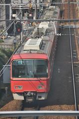 nagoya14974 (tanayan) Tags: japan train nikon railway nagoya  series  aichi j1 meitetsu  3500 d90