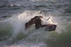 thumb_IMG_3795_1024 (erikahollander) Tags: ocean sea summer brazil kite praia water rio brasil riodejaneiro surf waves rj surfer wave da surfboard pepe barra kitesurf crashing tijuca 021 praiadopepe