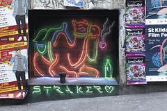 Straker ACDC Lane 2016-04-08 (6D_1070) (ajhaysom) Tags: streetart graffiti australia melbourne acdclane straker canon1635l canoneos6d