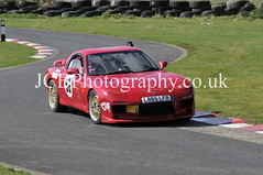_DSC9343a (chris.jcbphotography) Tags: speed paul spring yorkshire centre national mazda rx7 barc hillclimb trill harewood