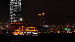 Ferry's going.. (Master Octa) Tags: china city cruise light hk color colour building tower water vertical shop ferry skyline night skyscraper canon mall shopping landscape hongkong hotel boat office lowlight colorful downtown cityscape waterfront nightshot harbour vessel noflash powershot resort shoppingmall highrise cbd colourful panning hkg hirise victoriaharbour bayfront lowexposure victoriaharbor shoppes firstferry hongkongsar chinapr sx50 sx50hs canonpowershotsx50hs