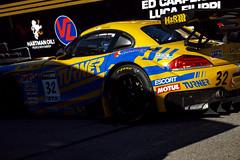 Lurking in the Shadows (Dan Volkens) Tags: world car automobile fuji automotive racing bmw fujifilm z4 turner challenge motorsport gt3 pirelli midohio xt1 50140