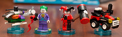 Lego Dimensions- Joker and Harley Quinn Team Pack, Set 71229 (Andrew D2010) Tags: chopper lego helicopter batman joker dccomics harleyquinn dimensions thejoker 71229 teampack quinnmobile set71229 jokerschopper