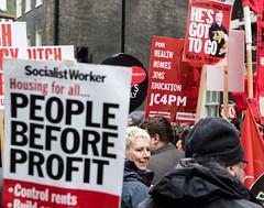 0M8A6812 (Brigadier Chastity Crispbread) Tags: uk england london april socialism jamesguppy antiausterity