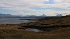 Assynt Landscape (milnefaefife) Tags: sea mountains landscape coast scotland highlands hills loch moor sutherland moorland suilven stoer assynt culkein canisp northwesthighlands pointofstoer stoerhead culkeinbay qunag