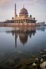 Putra mosque (anekphoto) Tags: park old travel pink sky orange cloud lake holiday reflection building history nature water beautiful electric architecture night sunrise river landscape lunch temple gold lights freedom evening design blood fishing asia view control muslim religion mosque arabic health malaysia meal figure environment kuala luxury kota lumpur kinabalu