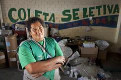 MDS_MC_130330_0020 (brasildagente) Tags: horizontal brasil retrato mulher lixo reciclagem riograndedosul sul mds coletaseletiva novohamburgo 2013 governofederal recicladores bolsafamilia minhacasaminhavida marcelocuria ministeriododesenvolvimentosocialecombateafome
