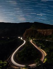 Rowena Crest (Justin Renshaw Photography) Tags: longexposure oregon startrails rowenacrest horseshoebend