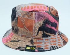 #ขายหมวก หมวกทรง #bucket . ⭐ลายผ้า #ฮาวาย #aloha ผสมผ้ายีนส์ . ราคา : 380 บาท ขนาด : 58 ซม. . ⭐ดูสินค้าหมวกใหม่งานแฮนด์เมคเพิ่มเติมที่ >> https://goo.gl/tG9C8T . 🚩ดูกระเป๋าผ้าสวยๆงานทำเองเท่ห์ไม่ซ้ำใครที่ >> https://goo.g