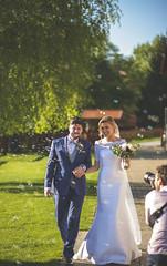 M & J (jakub_p) Tags: wedding sunset summer love bride couple slovensko slovakia bratislava svadba pajstun slovak stupava