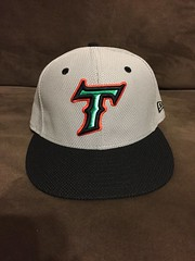 2016 Norfolk Tides Alternate Hat (black74diamond) Tags: hat norfolk tides alternate 2016