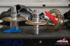 20160321-DSC_6821 (owlsracing) Tags: shop hub day brakes inside fau sponsor bluecar rotor redcar misumi or16 owlsracing
