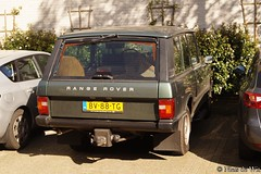 1987 Range Rover Commercial (NielsdeWit) Tags: rover ede land favourite nielsdewit bv88tg