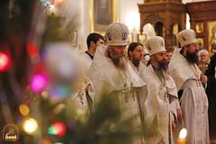 56. Соборное богослужение в Лавре