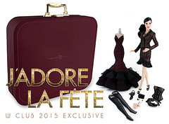 PRE-ORDER BEFORE TUESDAY, JANUARY 5th, 2016 AT NOON EASTERN TIME! (JennFL2) Tags: club la doll w final fr jadore fete2015 exclusive2nd