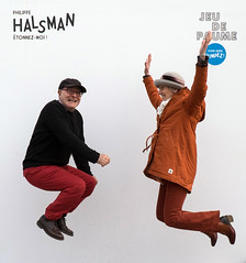 Autres jeunes en vol (john-aves-1946) Tags: paris jump saut jeudepaume halsman jumpology
