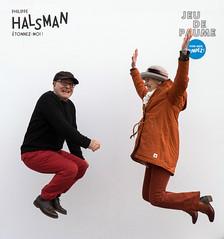 Autres jeunes en vol (john-aïves-1946) Tags: paris jump saut jeudepaume halsman jumpology