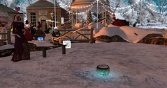 Avilion Nexus - Dickens Christmas Party (Osiris LeShelle) Tags: winter party music snow ice dance medieval fantasy dickens nexus roleplay avilion