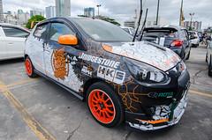 _DSC3104 (kramykramy) Tags: g4 mirage greenfield mph mitsubishi compact hatchback carshows subcompact 6thgen 3a92 miragepilipinas kenyos kenyoscrew