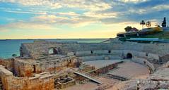 Anfiteatro Romano (Celeste1111) Tags: tarragona anfiteatroromano
