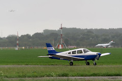 BAFA / Piper PA28 / EBAW (_Wouter Cooremans) Tags: airplane airport aircraft aviation anr antwerp piper antwerpen spotting ebaw luchthaven pa28 bafa spotter avgeek piperpa28 antwerpairport