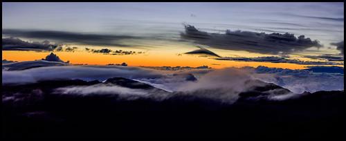 Haleakalā Pre Dawn Glow