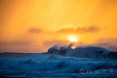 4X0A6709-Edit (lee scott 光) Tags: ocean sunset usa beach nature water hawaii waves outdoor kauai kee haena leescott keebeach rightsmanaged keesunset keestatepark lightsourcephotographybyleescott iconickauai