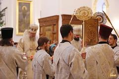 25. Соборное богослужение в Лавре