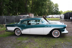 Buick Special 1957 (elbaracuda2002) Tags: auto ford buick classiccar pickup automotive hannover special chevy 1957 hotrod oldtimer motor pontiac gearhead cruzin oldsmobile youngtimer uscar streetmagazine uscartreffen worldcars streetnats