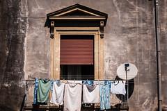 DSC_2467 (nozitep) Tags: italy window streetphotography clothes brando catania