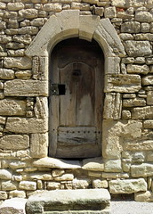Old stone doorway, Mane, Provence, France (Spencer Means) Tags: provence france south dwwg doorway stone